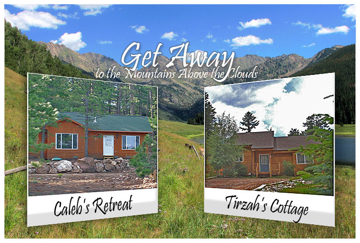 Caleb's Retreat & Tirzah's Cottage